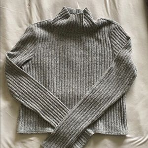 Aritzia Wilfred Knit Top